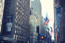 Welcome in NYC #1