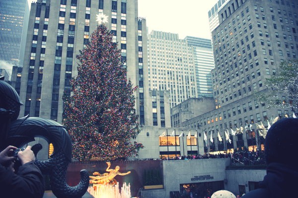Christmas time in NYC #10