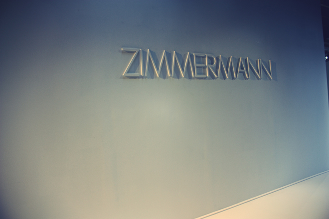 Zimmermann – Fall/Winter 2013/2014