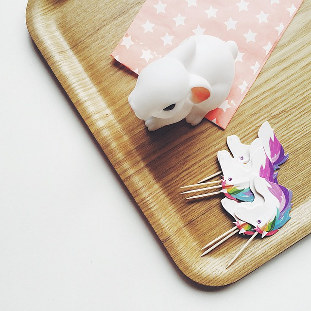 First (perfect) Christmas gift ??❤️ Thanks to @cowquelicot ✨ #christmas #christmasgift #unicorn