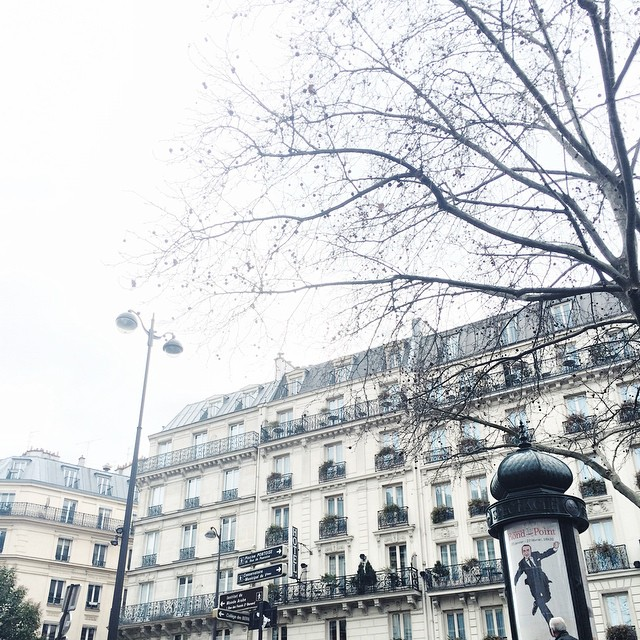 Back in Paris ? #Paris #mondayblues