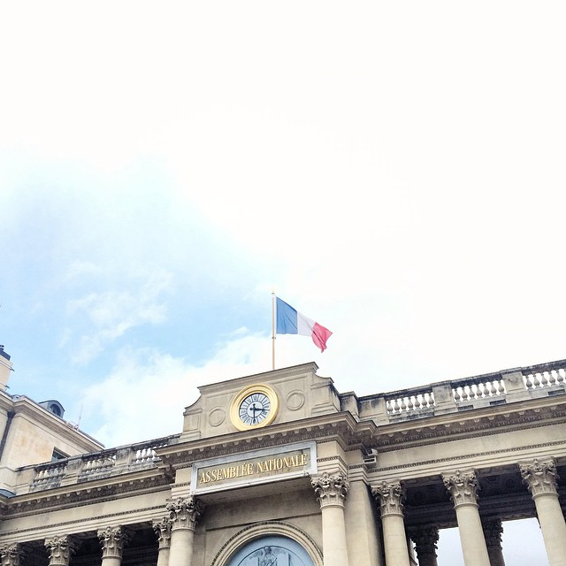 ??✨ #paris #assembleenationale