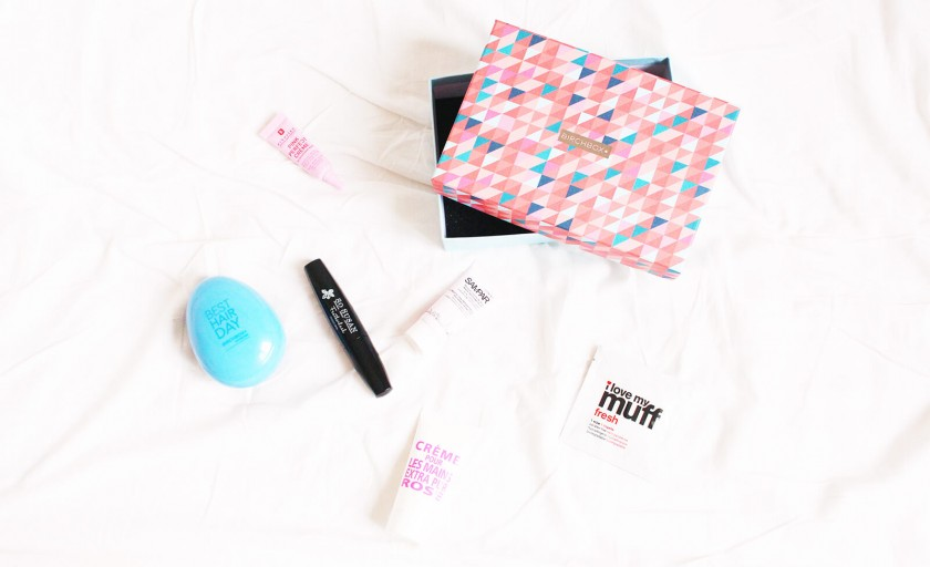 Birchbox octobre 2015 (video inside)