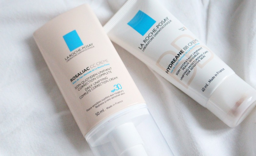 BB cream vs. CC cream La-Roche-Posay (Video + concours)