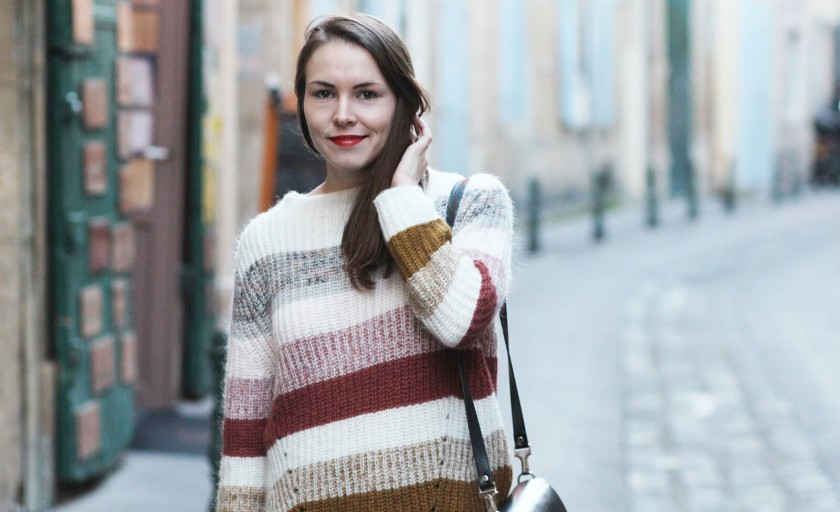 Pull d'automne