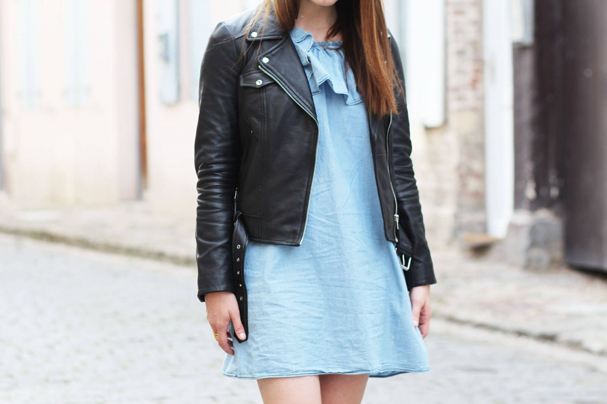 Blog Mode Robe Denim